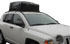 RoofBag cartop carrier on 4-Door Compact with No Rack